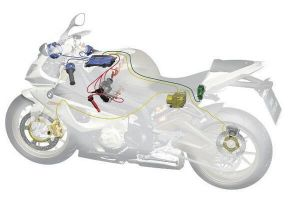 5 motociclete dotate cu  Ride by Wire
