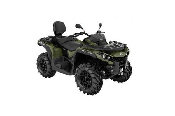Performante oferite de ATV-ul Can-Am Outlander MAX PRO+ 570