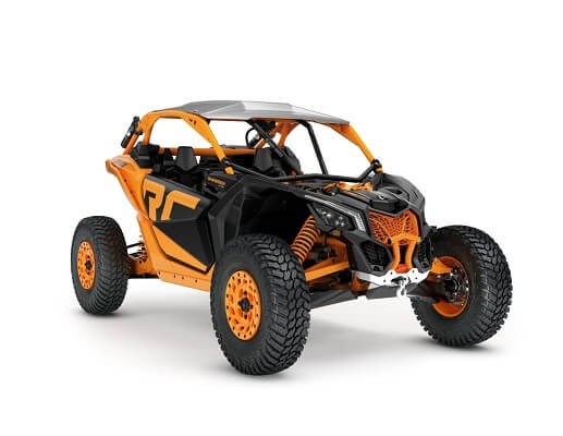 2020 Can-Am Maverick X3 Turbo RR depaseste Polaris RZR