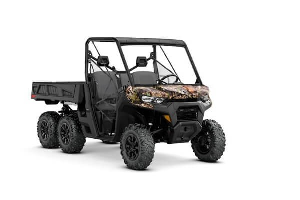 Gama 2020 Can-Am Traxter