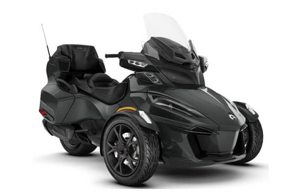 Roadstere Can-Am Spyder, disponibile in PROMOTIE!
