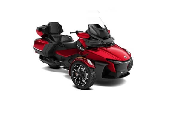 Lansare Can-Am Spyder RT Limited 2020