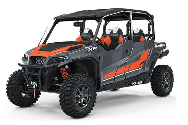 Prezentare SXS 2020 Polaris General XP 1000