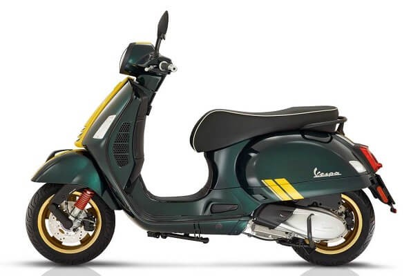 Scuterele VESPA RACING SIXTIES 2020