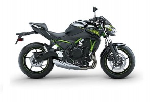 2020 Kawasaki Z650 - optimizari