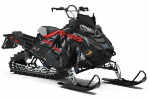 Polaris 850 RMK Khaos 155 2020, performanta in conditii extreme