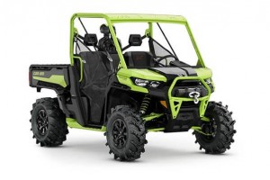 Prezentare Can-Am Traxter X mr HD10 '20