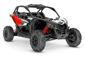 De ce MAVERICK X3 este un campion in off road