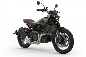 Un urban scrambler modern: motocicleta Indian FTR Rally 2020