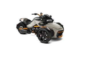 Lineup-ul 2020 Can-Am Spyder F3