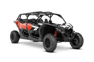 2020 CAN-AM MAVERICK X3 MAX DS TURBO R