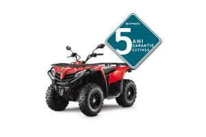 5 featuri de top ale ATV-urilor CF Moto
