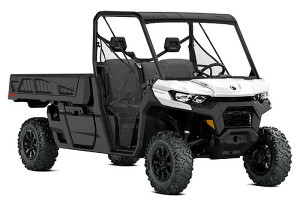 Lineup Can-Am Traxter Pro DPS 2021