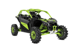 CAN-AM MAVERICK X3 X MR TURBO RR 2021