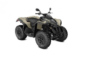 Gama 2021 Can-Am Renegade