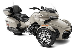 Gama de roadstere Can-Am Spyder 2021