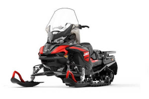 Line-up snowmobile BRP Lynx 2021