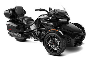 Roadstere Can-Am Spyder F3 2021