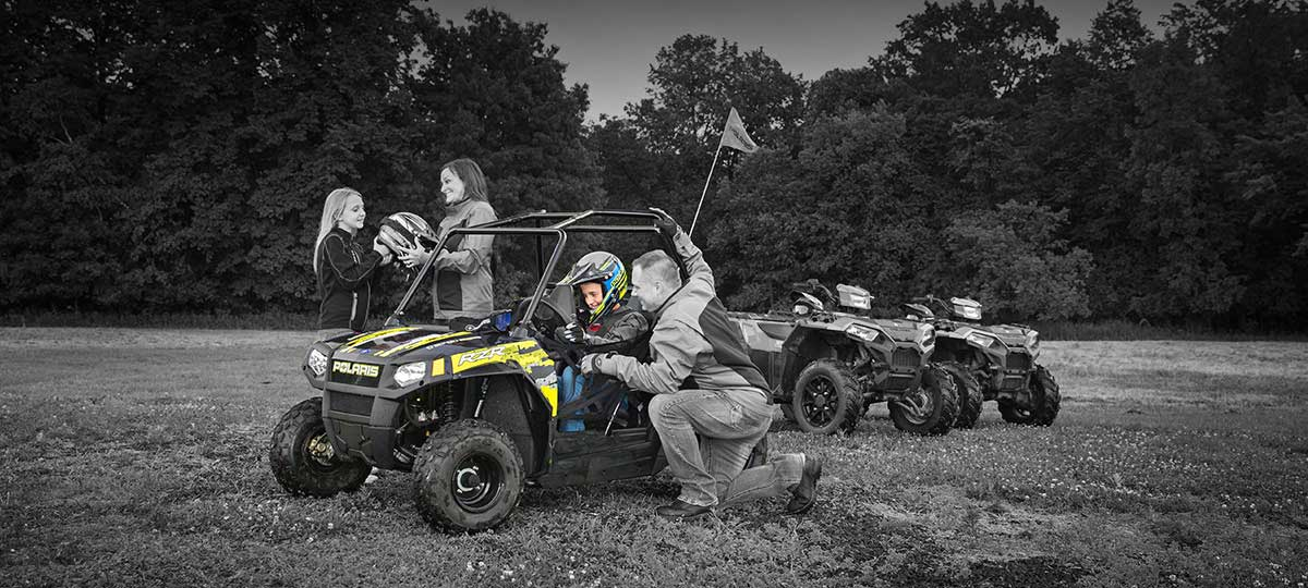 Banner ATV COPII Polaris 1