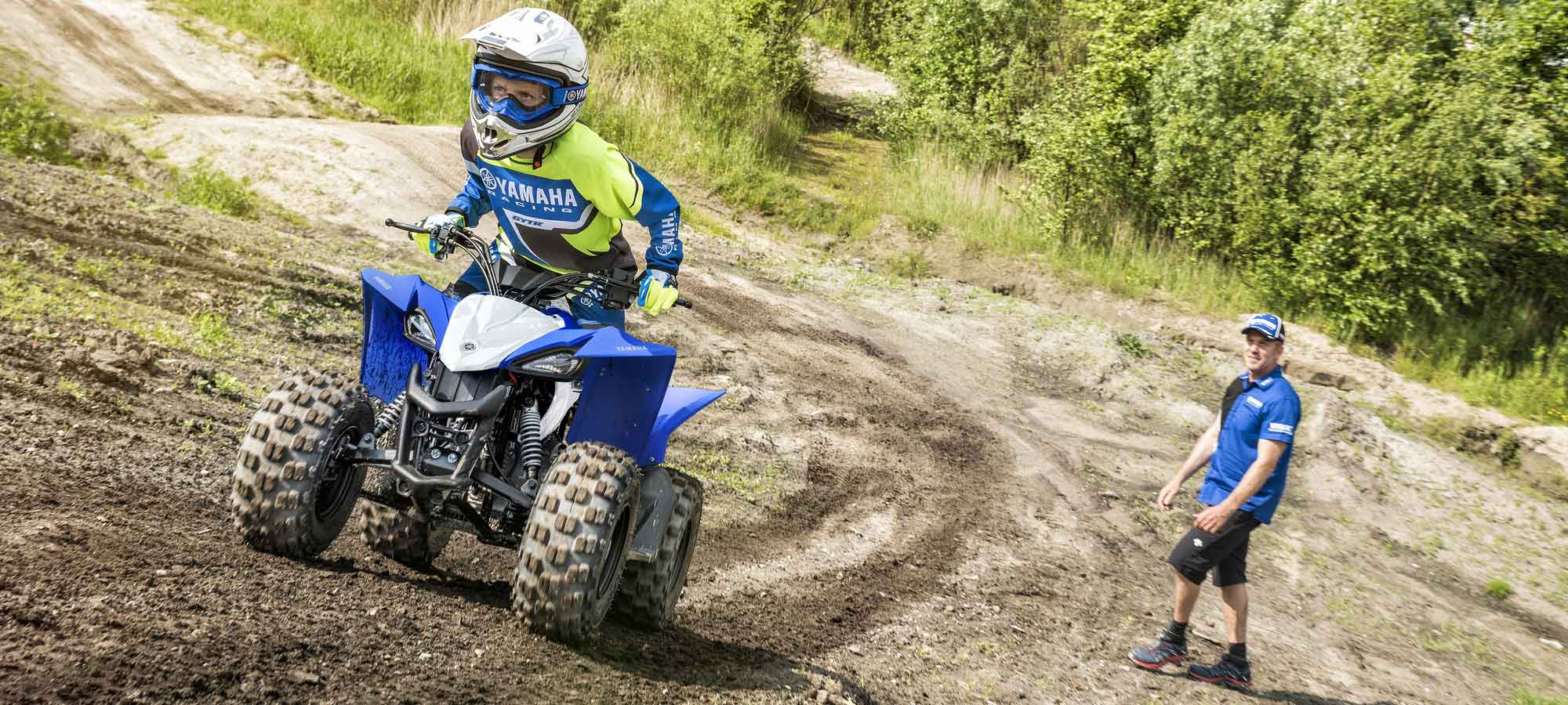Banner ATV COPII Can-am  Bombardier 1