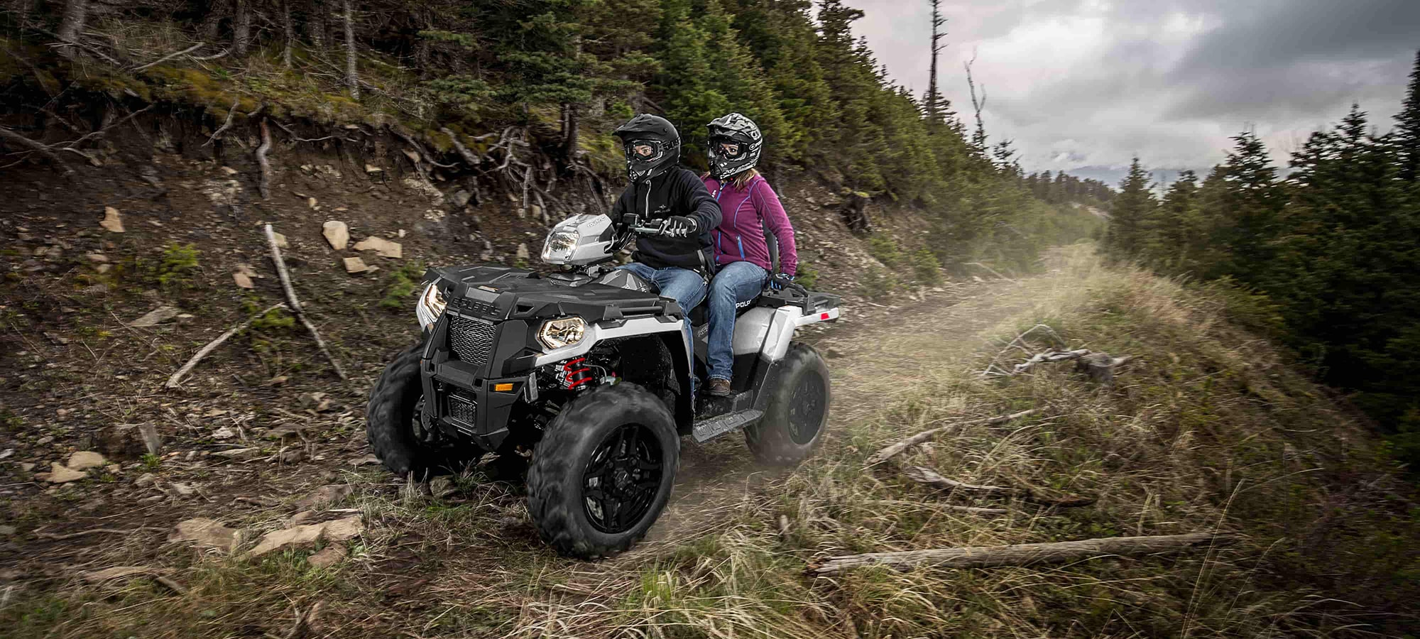 Banner ATV Arctic Cat 1