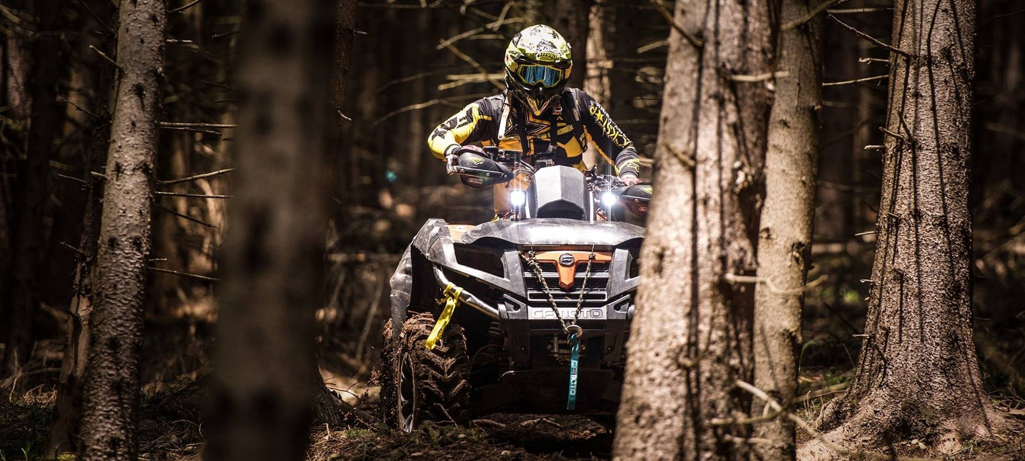 Banner ATV Arctic Cat 5