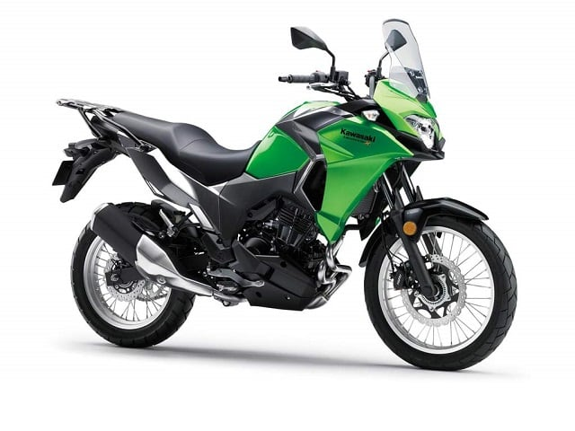 O lista a specificatiilor Kawasaki Versys-X 300 2017 via Kawasaki USA - Honda