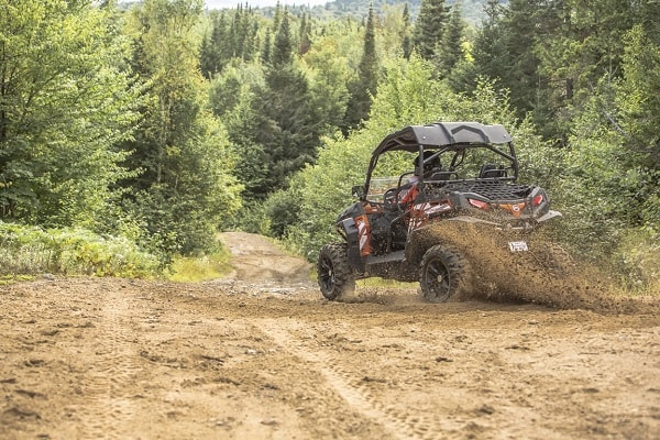 Review CF Moto ZForce 800 EX EPS - utv
