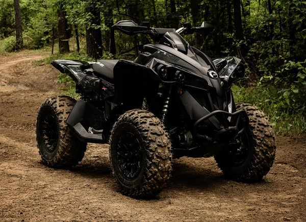 Review Lineup Can-Am Renegade 2018 - can am renegade x mr