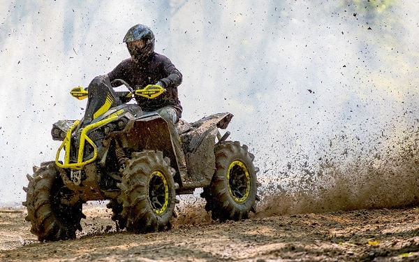 Review Lineup Can-Am Renegade 2018 - can am renegade x xc