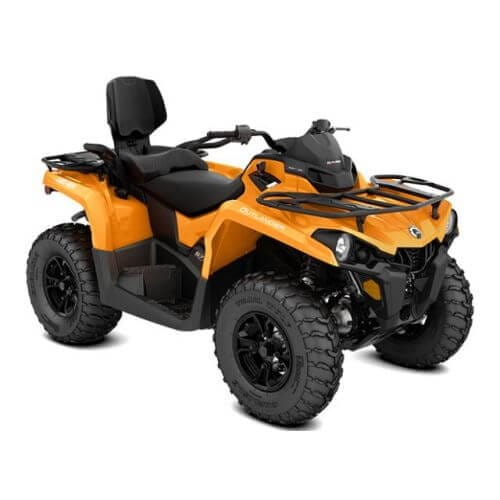 Can-Am Outlander MAX DPS 570 '18