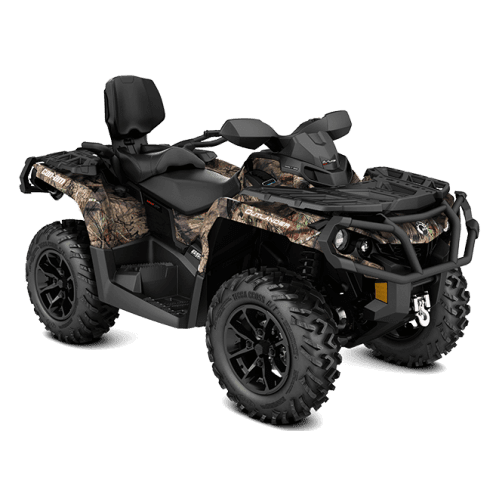Can-Am Outlander MAX XT 650 Mossy Oak Break-Up Country Camo '18