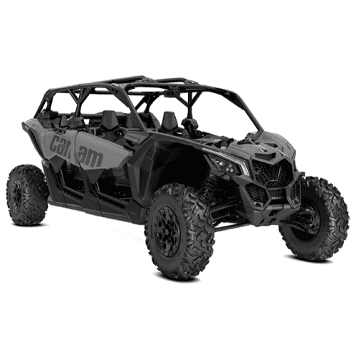 Can-Am Maverick X3 MAX X ds Turbo R '18