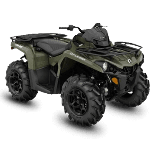 Can-Am Outlander PRO 450 '18