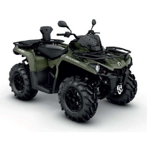 Can-Am Outlander PRO 450 T3 '18