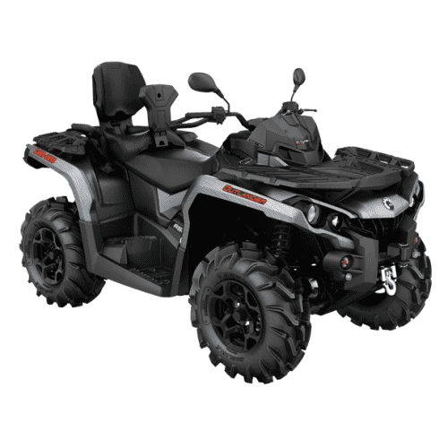 Can-Am Outlander MAX PRO 650 T3 '18