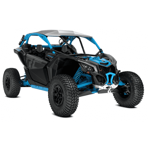 Can-Am Maverick X3 X rc Turbo R '18