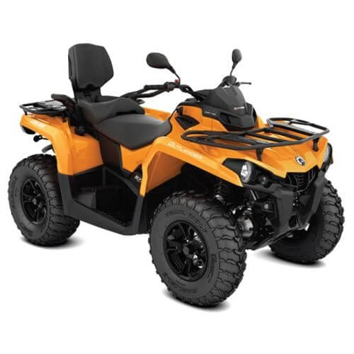 Can-Am Outlander MAX DPS 570 T3B ABS '18