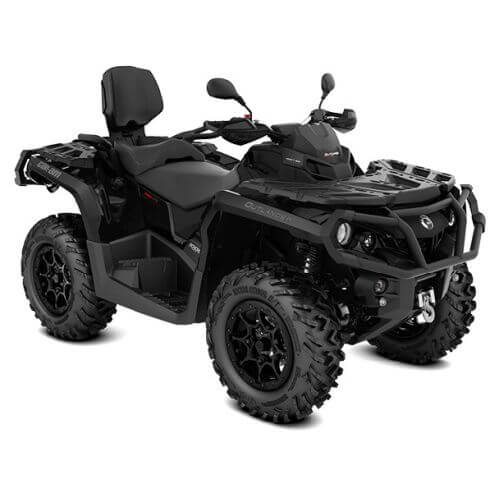 Can-Am Outlander MAX XT-P 650 T3B ABS '18