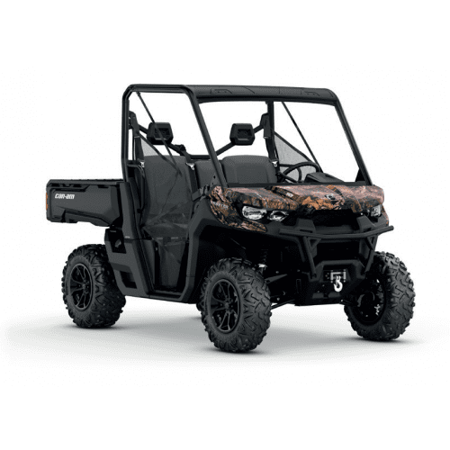 Can-Am Traxter XT HD10 Camo '18