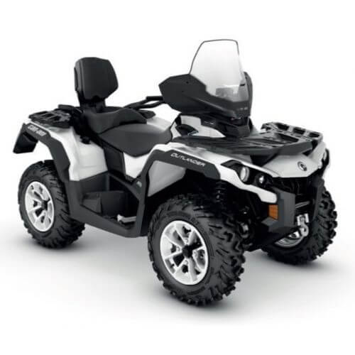 Can-Am Outlander MAX 650 North Edition '18