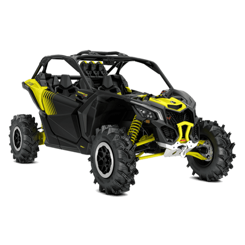 Can-Am Maverick X3 X mr Turbo R '18